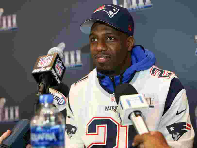 Patriots player Duron Harmon is speaking out after Amazon's facial-recognition tech falsely matched him to a mugshot