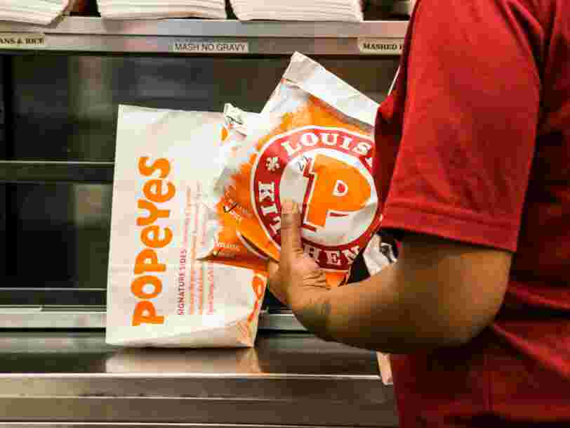 A deadly stabbing at Popeyes was linked to the return of the chicken sandwich, and it reflects a troubling trend for fast-food workers