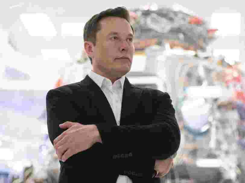 Tesla made good on Elon Musk's threats and sued a California county over the closure of its factory