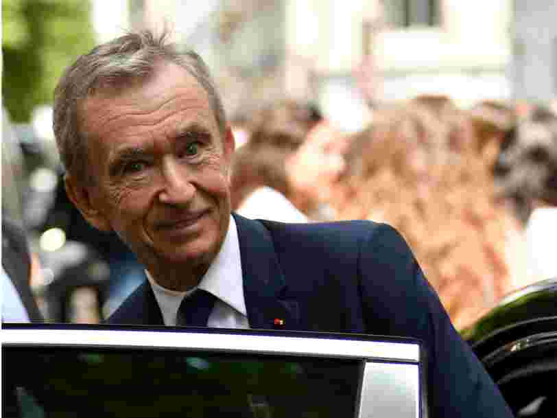 Bernard Arnault could become richer than Jeff Bezos and Bill Gates, thanks to LVMH's record-breaking acquisition of Tiffany