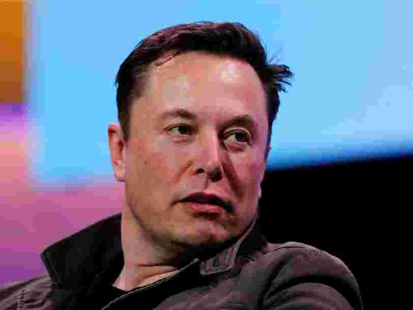 Elon Musk takes a jab at Apple by calling some recent iPhone updates 'not great,' says it broke his email system