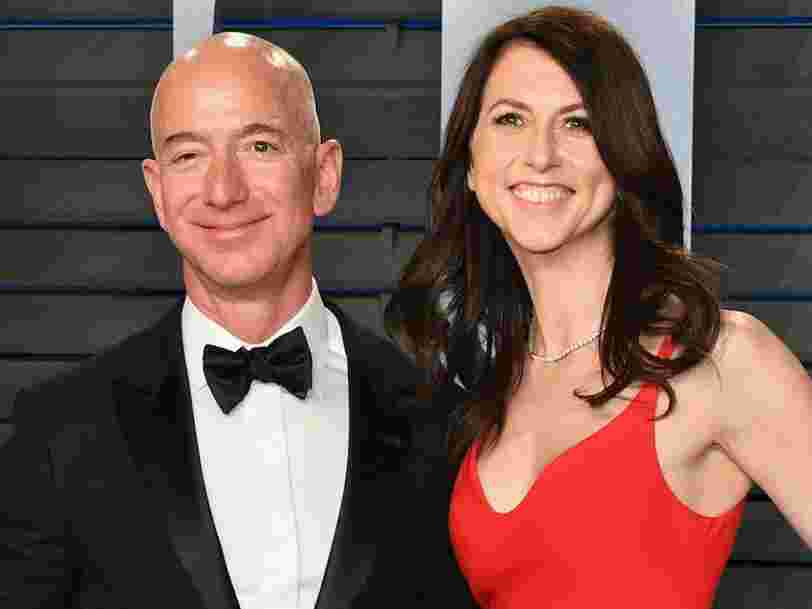 Jeff Bezos lost more than almost any other billionaire in 2019 because of his divorce — but is still the richest person on the planet