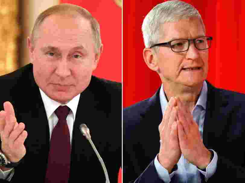 Apple will need to reckon with Russia in 2020, thanks to a new law forcing pre-installation of Kremlin-approved apps