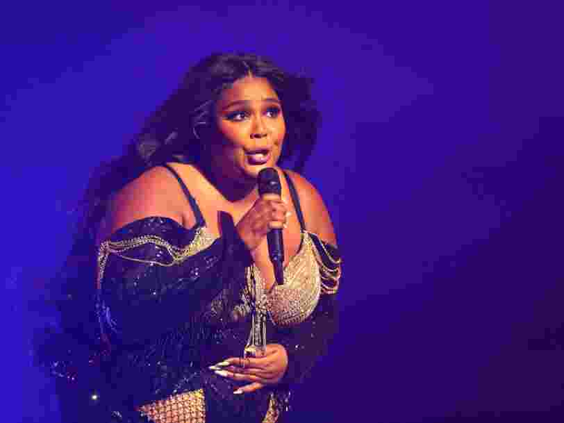 Lizzo is quitting Twitter because it has 'too many trolls'