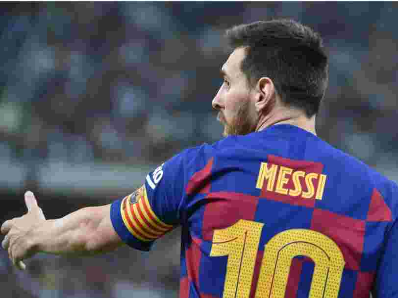 Lionel Messi slammed his teammates' 'childish' mistakes after FC Barcelona conceded 2 late goals to gift Atletico Madrid victory in a Spanish cup match