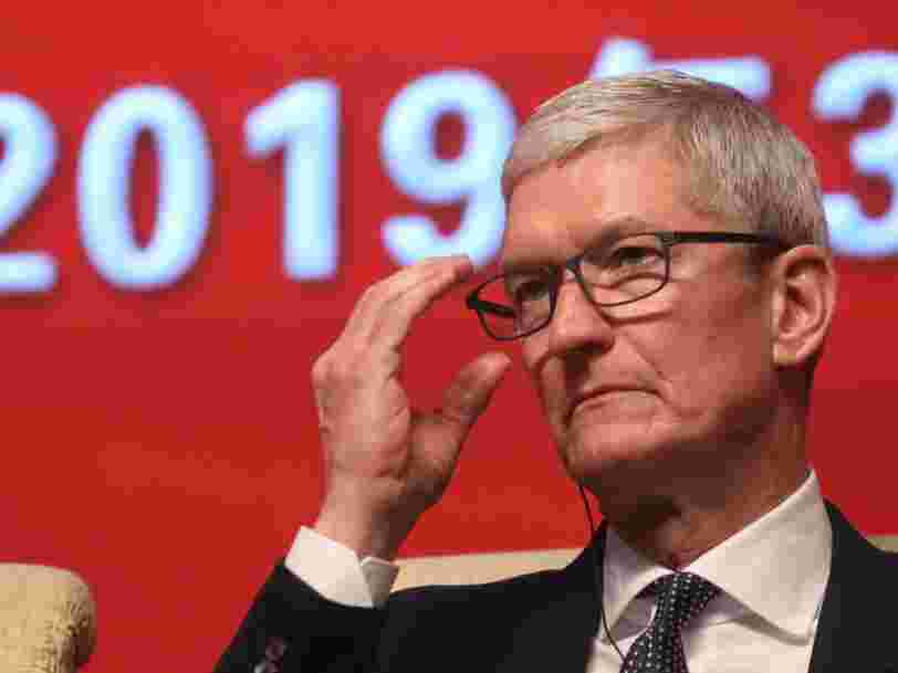 Apple has won its appeal against paying $15 billion in back taxes to Ireland