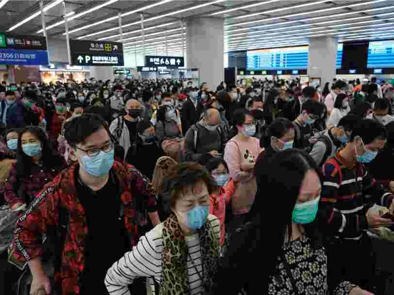 People are racing to buy face masks amid the coronavirus outbreak, but they probably won't protect you from illness