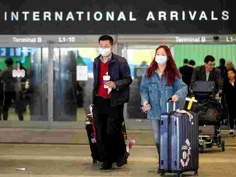 At least 73 airlines have canceled flights to China amid coronavirus fears — here's the full list