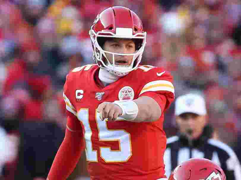 Former Chiefs backup quarterback said he's never seen anything like Patrick Mahomes' ability to process information