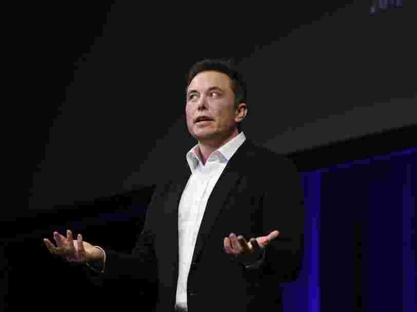 Elon Musk lost nearly $6 billion in one day as Tesla sank 17%