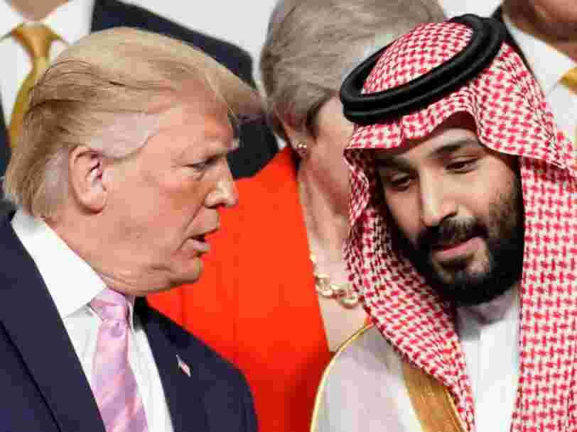 'I saved his a--': Trump boasted that he protected Saudi Crown Prince Mohammed bin Salman after Jamal Khashoggi's brutal murder, Woodward's new book says
