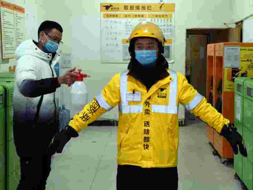 Coronavirus is dramatically changing food consumption in China — here's how