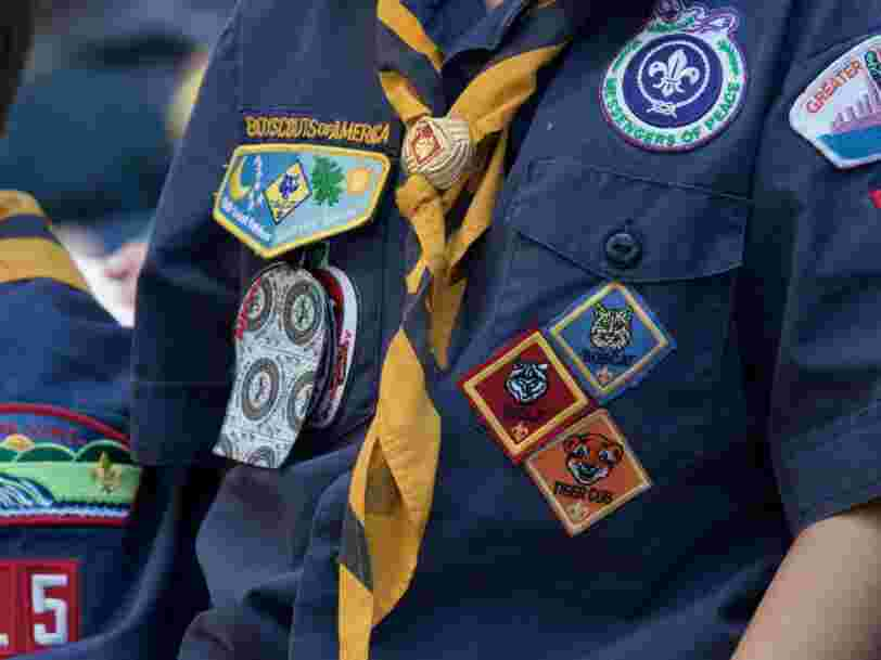 The Boy Scouts filed for bankruptcy after facing hundreds of new allegations of sexual abuse