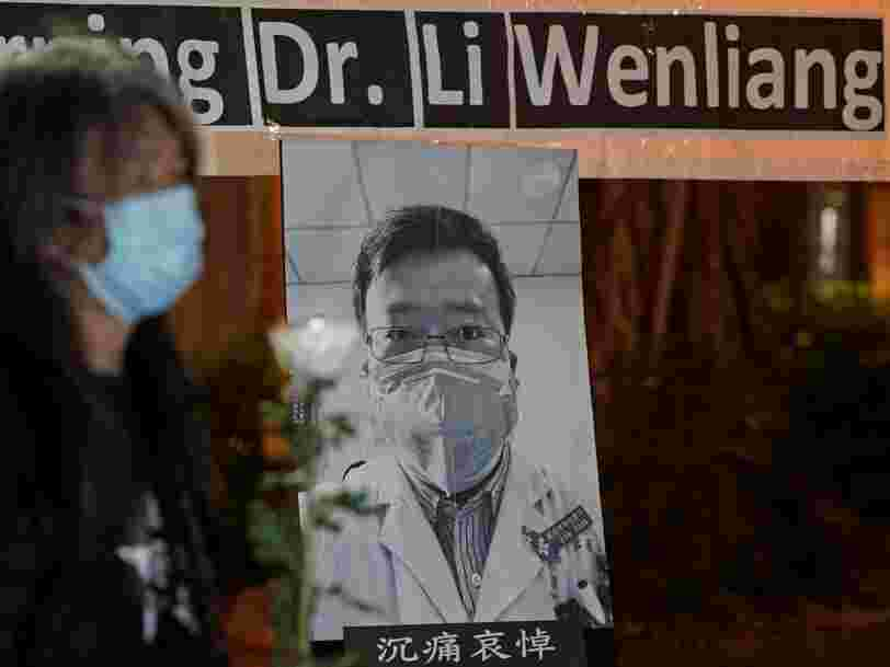 Several young doctors in China have died of the coronavirus. Medical workers are far more vulnerable to infection than the general population.