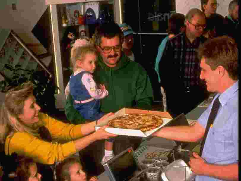 The rise and fall of McDonald's pizza, a doomed fast-food icon