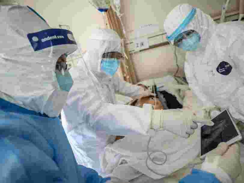 The first COVID-19 case originated on November 17, according to Chinese officials searching for 'patient zero'
