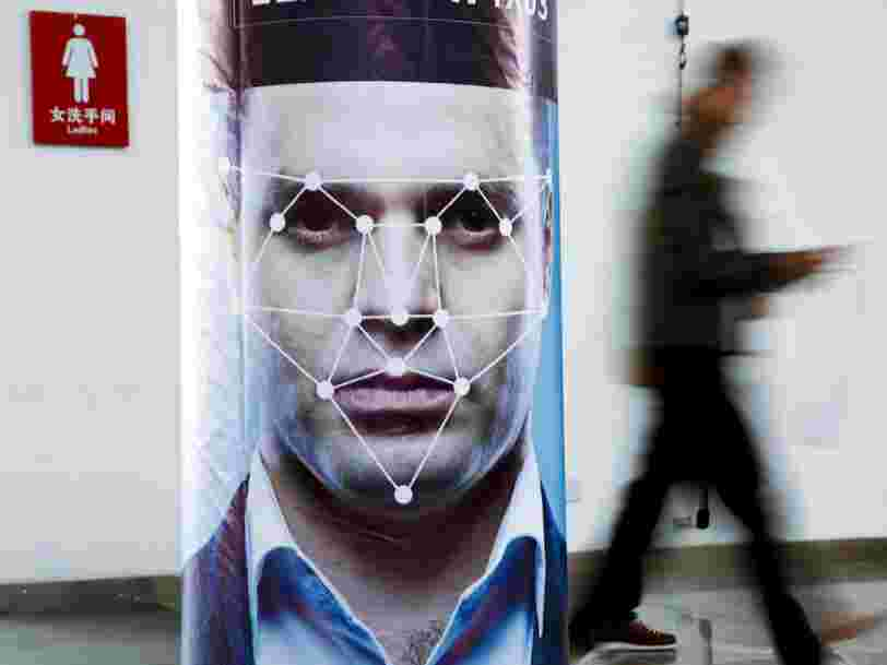 A Chinese firm claims it has built facial recognition tech that identifies people wearing masks with 95% accuracy
