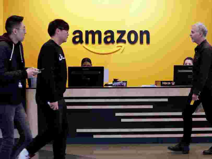 Amazon tells all 798,000 employees to halt travel, in US and internationally, over coronavirus fears