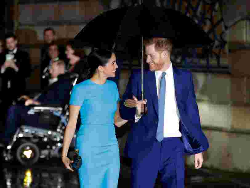 Prince Harry and Meghan Markle plan to become 'financially independent,' but they're already worth about $30 million — and none of that money belongs to the crown