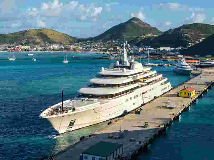 Unlike some cruise ports, superyacht marinas remain open amid coronavirus fears. An expert says it's because yachts are more hygienic and less monitored than cruise ships.