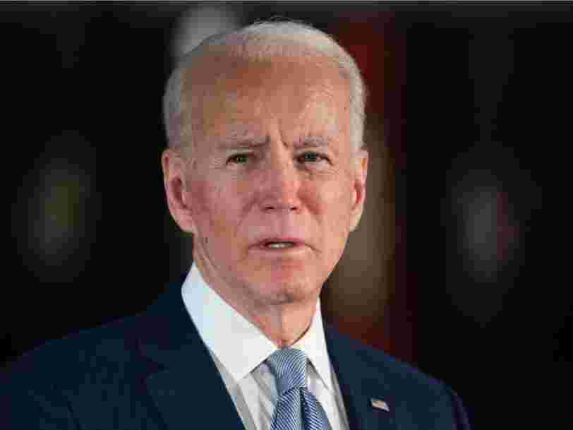 Joe Biden's Twitter account seems to have been hacked in a cryptocurrency scam