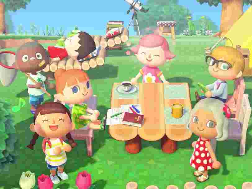 'Animal Crossing' is on track to become the best-selling Nintendo Switch game ever after selling more than 26 million copies