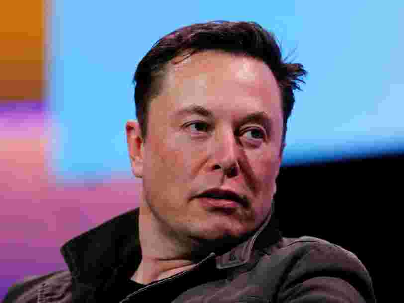 Elon Musk says Tesla's New York Gigafactory will reopen and start producing ventilators 'as soon as humanly possible'
