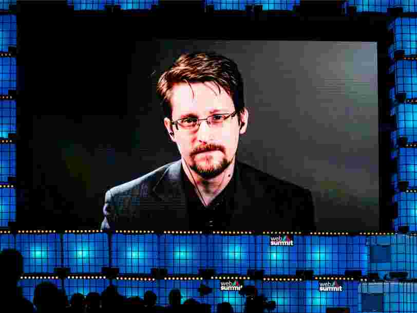 Edward Snowden says COVID-19 could give governments invasive new data-collection powers that could last long after the pandemic
