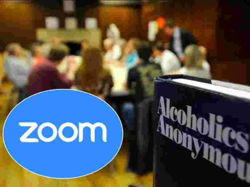 'Alcohol is soooo good': Trolls are breaking into AA meetings held on Zoom video calls and harassing recovering alcoholics