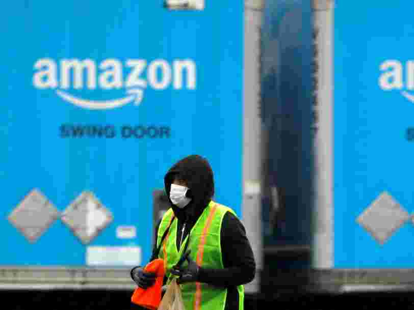 Sex toys, video games, and dolls: Amazon workers claim the company is still sending out whatever customers order despite pledges to prioritize essential goods