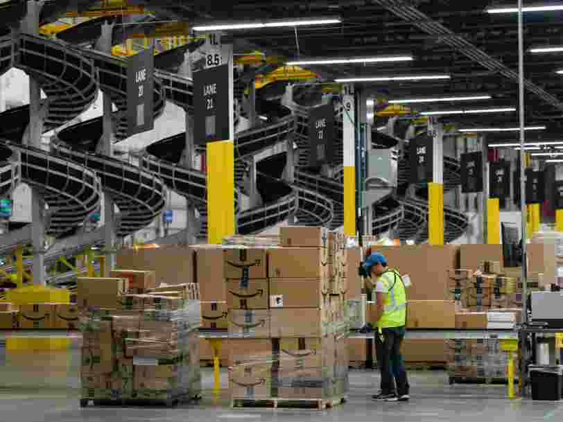 Amazon is reopening its French warehouses after a one month shutdown over worker safety during the pandemic