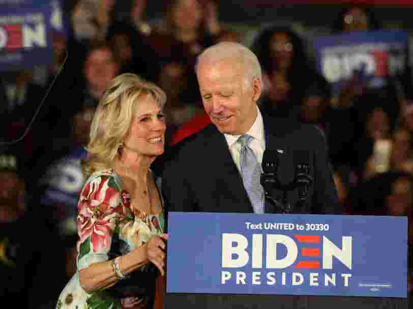 Prominent Democratic women, including Stacey Abrams and Kirsten Gillibrand, are standing by Joe Biden amid sexual assault accusation