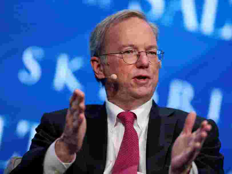 Former Google CEO Eric Schmidt has reportedly left the company completely as he takes on government projects like military tech and COVID-19 response