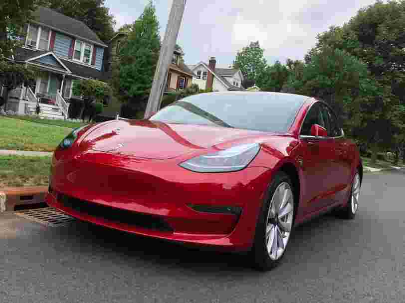 How the cheapest Tesla Model 3 at $40,000 matches up ...