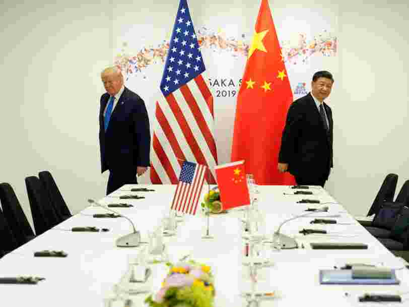 The US and China are on the brink of a new Cold War that could devastate the global economy