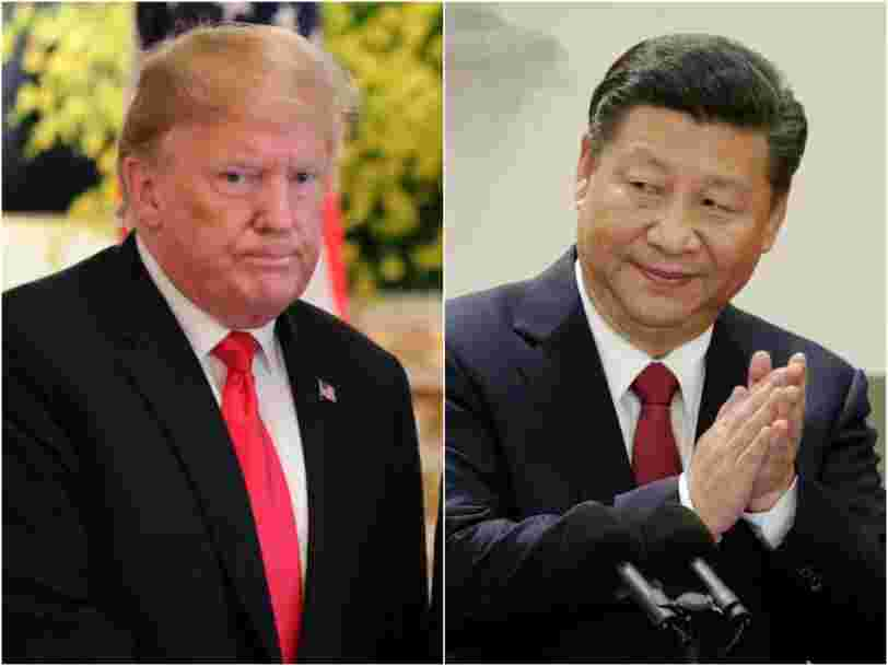 Tech leaders have long predicted a 'splinternet' future where the web is divided between the US and China. Trump might make it a reality.