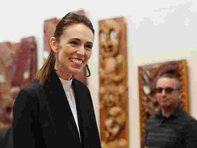 Jacinda Ardern says a 4-day workweek could help New Zealand's economy recover from the coronavirus downturn