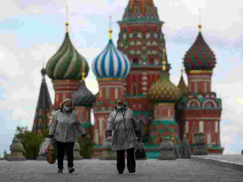People in Moscow are getting wrongfully fined by a quarantine app that demands selfies
