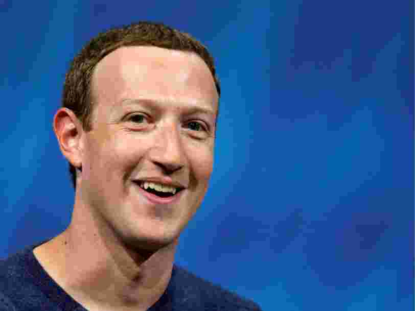 Facebook is reportedly building a smartwatch and wants to sell it to you starting next year in exchange for your health data