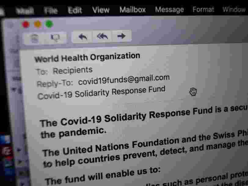 Cybercrime against healthcare groups 'worldwide' is on the rise during coronavirus pandemic, top UN official warns