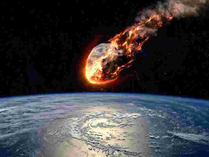 The asteroid that killed the dinosaurs struck at a perfect angle to inflict maximum planetwide damage, a study found