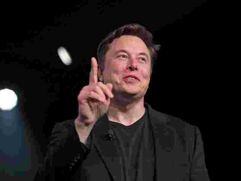Elon Musk tweeted that Amazon should be broken up after it initially rejected a book by a coronavirus skeptic who's peddled falsehoods