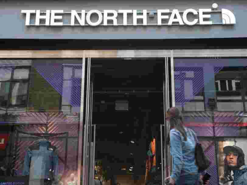 'We're In. We're Out': The North Face becomes the first major company to boycott Facebook as the calls for advertisers to walk out of the platform in July intensify