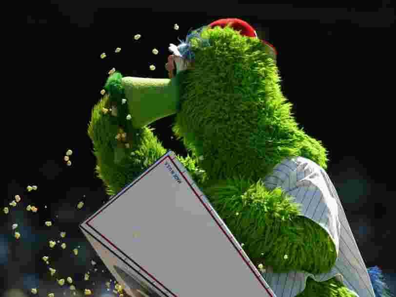 Mon classement complètement arbitraire mais définitif des mascottes de chaque équipe de la MLB, de la NBA, de la NFL et de la LNH