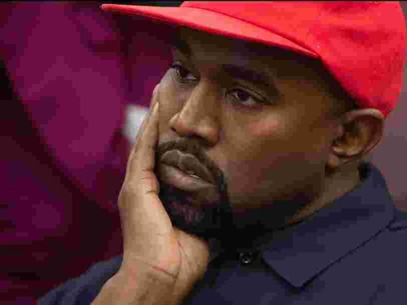 Kanye West announced on Twitter that he's running for president, but it's too late for him to appear on the ballot in 4 states