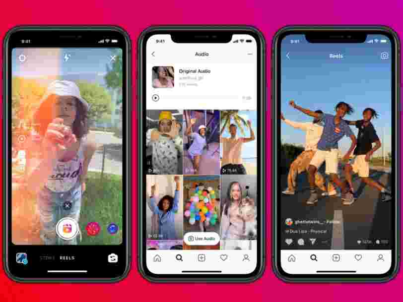 Instagram has reportedly offered cash to high-profile TikTok users to lure them to its new short-form video service, Reels