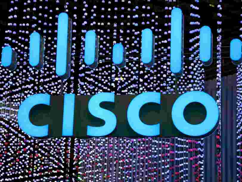 A 'handful' of Cisco employees were fired after posting offensive comments objecting to the company's support of the Black Lives Matter movement
