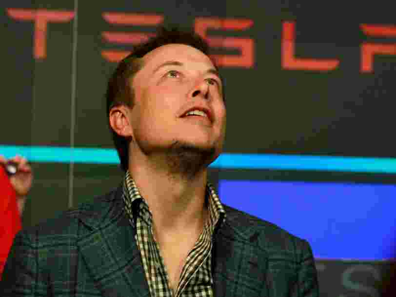 Elon Musk says Tesla is creating a 'major insurance company' after its botched rollout in California last year