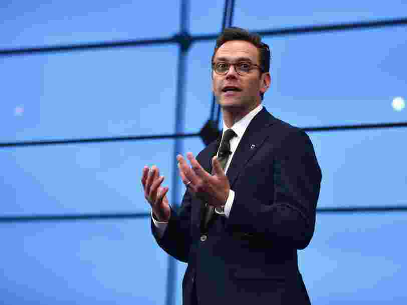 James Murdoch resigned from the board of News Corp., citing editorial 'disagreements'