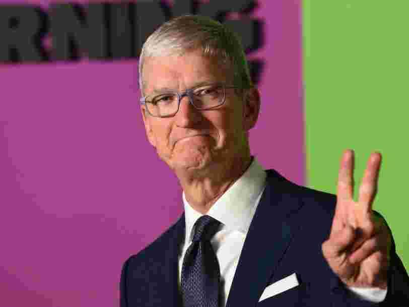 Apple will jump 35% on 5G 'super cycle' in raised bull-case scenario, according to Wedbush